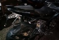 Bajaj Pulsar NS 160 rear disc variant spied [Video]