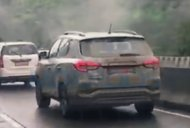 Mahindra Rexton spied in India, launch by Diwali [Video]