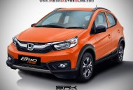Honda Brio Cross (Ford Freestyle rival) - Rendering