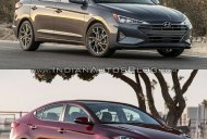 2019 Hyundai Elantra vs 2016 Hyundai Elantra - Old vs New