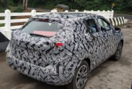 Nissan Kicks spied testing in India for the first time