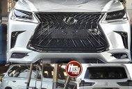 Toyota Land Cruiser Grand Touring & Lexus LX Black Edition S leaked