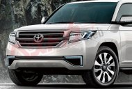 Next-gen Toyota Land Cruiser coming in mid-2020 with new frame but no V8 - Report