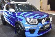 Maruti Ignis based Suzuki Ignis Rally Concept showcased at GIIAS [Video]