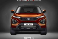Tata Harrier front-end with updates - Rendering