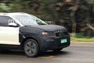 Larger & restyled VW T-Cross (Hyundai Creta rival) spotted on test