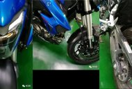 Production Haojue HJ300 (Suzuki GSX-S300) images leaked - Report