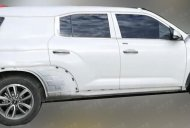 7-seat Hyundai Tucson (Hyundai ix35) chassis mule spied in China