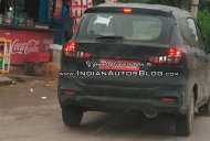 2018 Maruti Ertiga spied testing ahead of its festive season launch