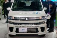 Wagon R EV showcased at 2018 MOVE Summit in New Delhi