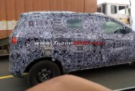 Renault RBC MPV snapped near its production site in India