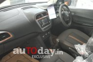 Tata Tiago NRG's interior completely exposed ahead of tomorrow's launch