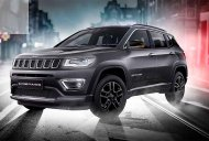 Jeep Compass Black Pack limited edition launched, Priced at INR 20.31 lakh