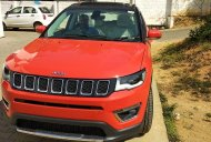 Jeep Compass Limited Plus spied, to launch on 20 September