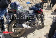 New Bajaj Pulsar 150 ABS variant spied testing in India - Report