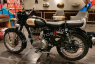 Royal Enfield Classic 350 range updated with rear disc brake