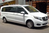 Mercedes-Benz evaluating V-Class luxury minivan for India - Report