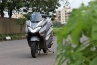 Suzuki Burgman Street First Ride Review - Unique & comfortable