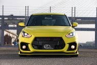Modified Suzuki Swift Sport by Kuhl Racing looks HOT