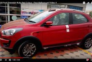 Ford Freestyle gets minor updates & Ruby Red paint option [Video]