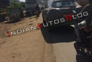 Nissan Kicks spotted testing in Chennai ahead of 18 October premiere