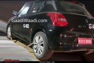 Alleged Maruti Swift RS spied for the first time