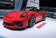 Porsche 911 Speedster Concept II - 2018 Paris Motor Show Live