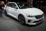Skoda Vision RS Concept - Paris Motor Show 2018 Live