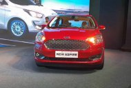 2018 Ford Aspire (facelift) launched at INR 5.55 lakhs [Video]