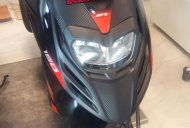 Aprilia SR 150 Carbon Edition starts to arrive at dealerships - Live images