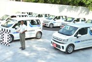Maruti Wagon R EV prototypes commence road testing
