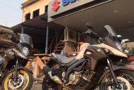 2018 Suzuki V-Strom 650 XT arrives at Mumbai Dealership – LIVE images