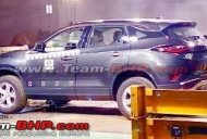 Tata Harrier exterior leaked, bookings officially open