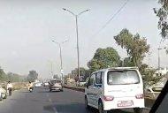 Maruti Suzuki Wagon R EV spotted on test in Gurgaon [Update]