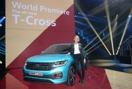VW T-Cross officially unveiled as brand's new entry-level SUV [Video]