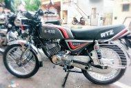 IAB reader's restored Kawasaki Bajaj 125 RTZ looks picture perfect