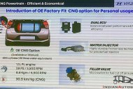 Hyundai to launch more CNG-fitted cars based on the response to the new Santro [Video]