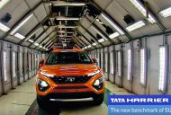 Tata Harrier to feature cooled storage & smartphone slots - Report