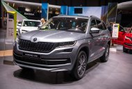 Skoda Kodiaq L&K to go on sale in India in December - Report