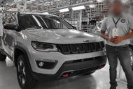 Are you the Indian-spec Jeep Compass Trailhawk?