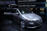 2019 Mercedes B-Class - Motorshow Focus