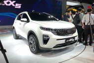 Facelifted Kia KX5 (Kia Sportage) with unique front fascia unveiled in China
