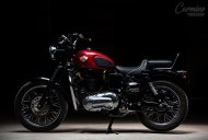 2006 Royal Enfield Electra 5S gets tastefully upgraded by Eimor Customs