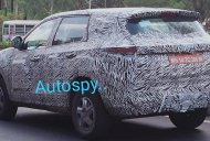 Tata Harrier base model spotted on test, Launch in January 2019