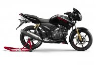MY2019 TVS Apache RTR 180 & Apache RTR 180 ABS launched in India