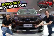 2019 Ford Territory (Ford's Hyundai Creta rival) detailed in new videos