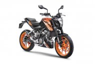 KTM 125 Duke launched in India at INR 118,163