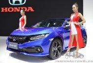 India-bound 2019 Honda Civic & Civic Modulo at Thai Motor Expo - Live