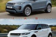 2019 Range Rover Evoque vs. 2015 Range Rover Evoque - Old vs. new