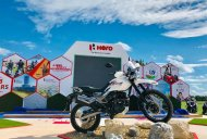 Hero XPulse 200 showcased in Bahamas